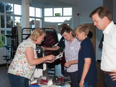 New Parents' Welcome Evening – Photogallery