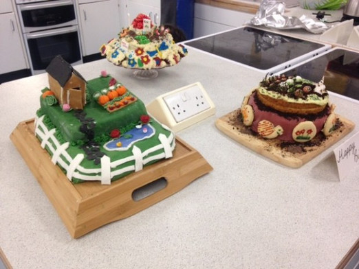Bake Off Pictures And Results