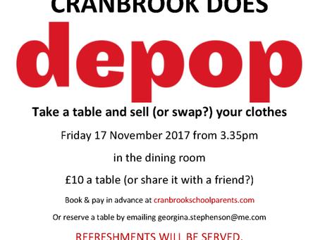 Cranbrook Does DEPOP