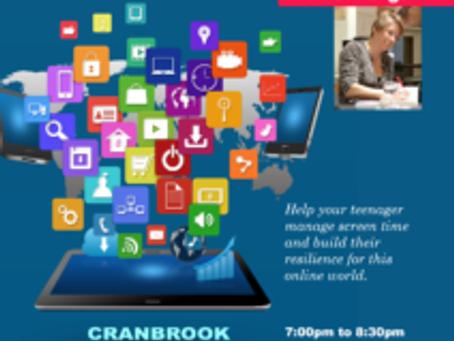 Cranbrook School Lecture Review: The iGeneration
