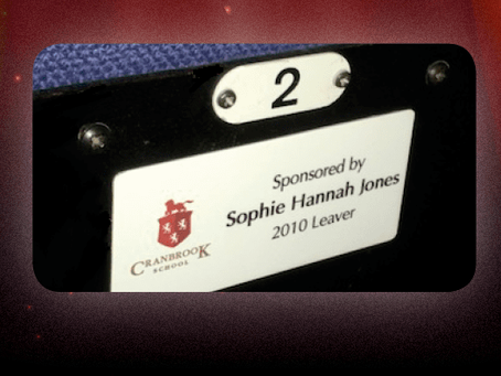Sponsor A Chair For The Queen's Hall