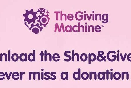 The Giving Machine Paid Us £2,451.50 in 2016!