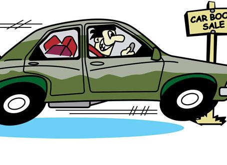 CSPA Car Boot Sale