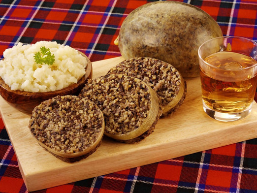 Annual Burns Night Supper