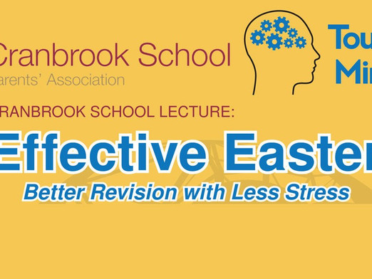 EFFECTIVE EASTER – BETTER REVISION WITH LESS STRESS