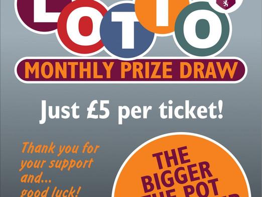 CSPA Lotto Winners for November 2019