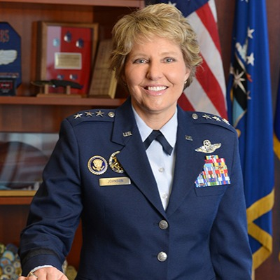 Lieutenant General Michelle Johnson