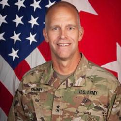 Brigadier General Gregory Chaney