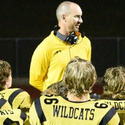 Coach Andy Cavalier