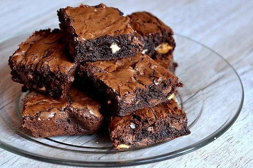 4 x Chocolate Brownie