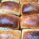 Soft White Bread Box