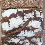 Rye Sourdough Bread Box