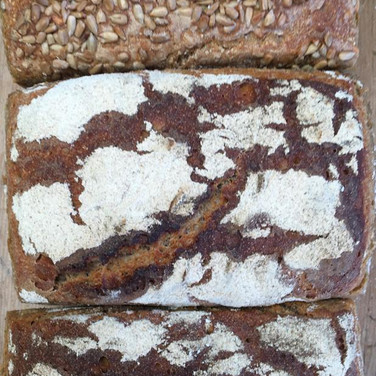 Rye Sourdough Bread Box