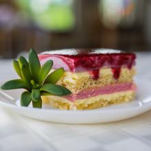 The Spatula Bakery & Cafe Raspberry Opera