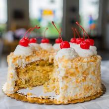The Spatula Bakery & Cafe Coconut Cake