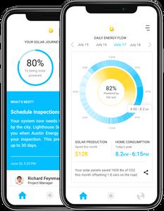 Bodhi Solar Customer Experience App