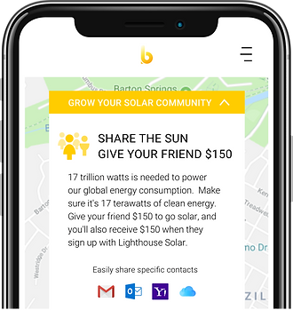 how to get more referrals in solar