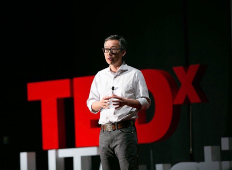 TEDx UT Austin:  Scott Nguyen, CEO of 17 TeraWatts, talks about why solar is the modern day fire.