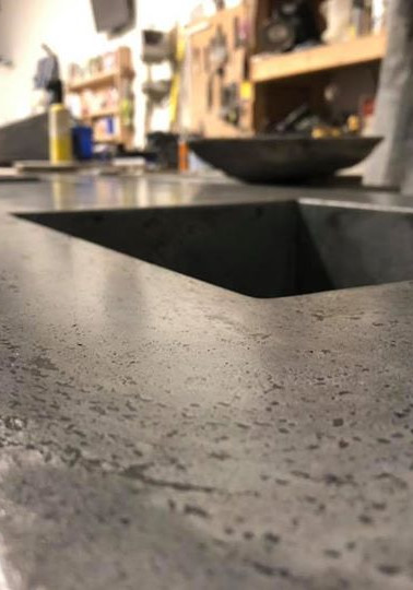Its not your normal concrete