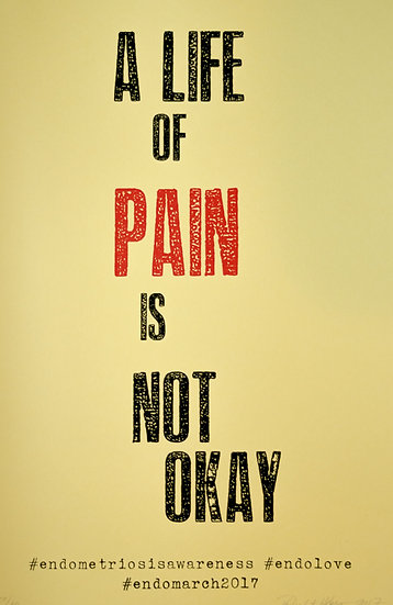 Life of Pain poster