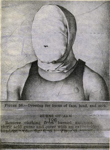 """Head Dressing"", stone lithograph, 2009"