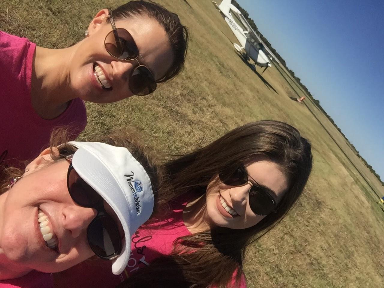 North Texas Chapter at Bonham Festival of Flight 1