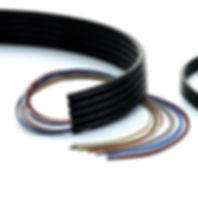 Polyurethane Tubes with Built-in Electric Wires