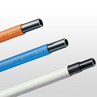 Spatter tubes