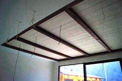 Потолки из лиственницы