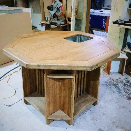 Стол из дерева под заказ