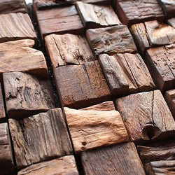 Панель из дерева