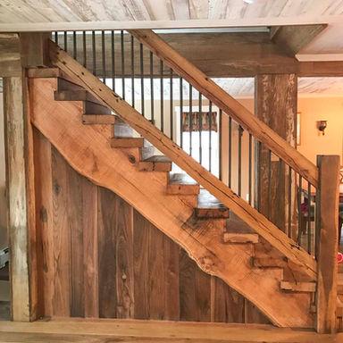 Лофт лестница