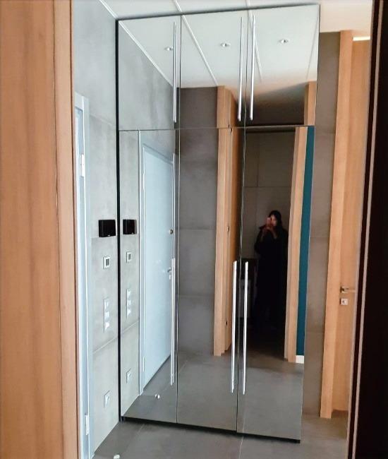 Дизайнерские шкафы в прихожую