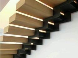 Лестница - новый дизайн.