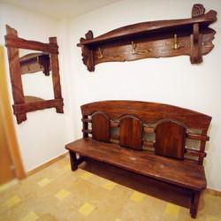 Набор мебели из лиственницы