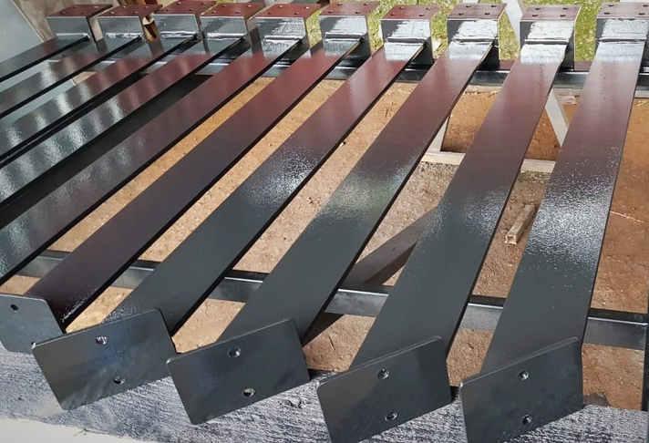 Балясины из металла