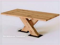 Стол из лиственницы