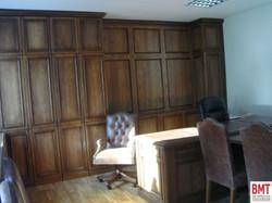 Мебель в кабинет из массива