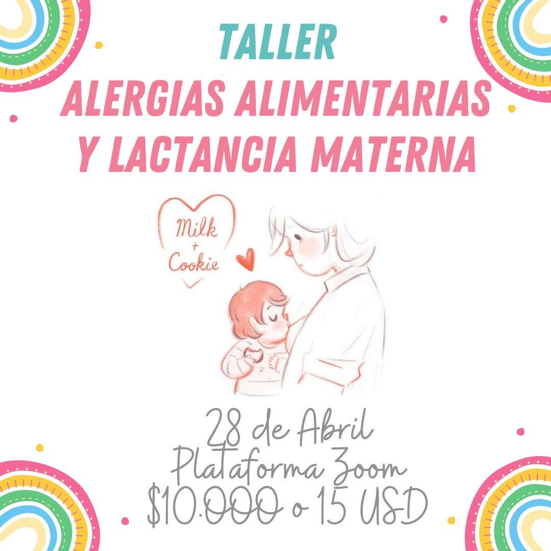 Taller Lactancia y Alergias Alimentarias