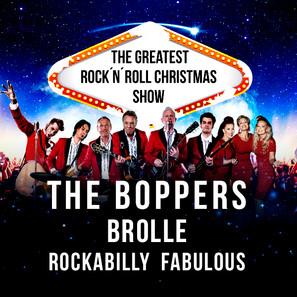 Ny låt från Boppers - Brolle - Rockabilly Fabulous!