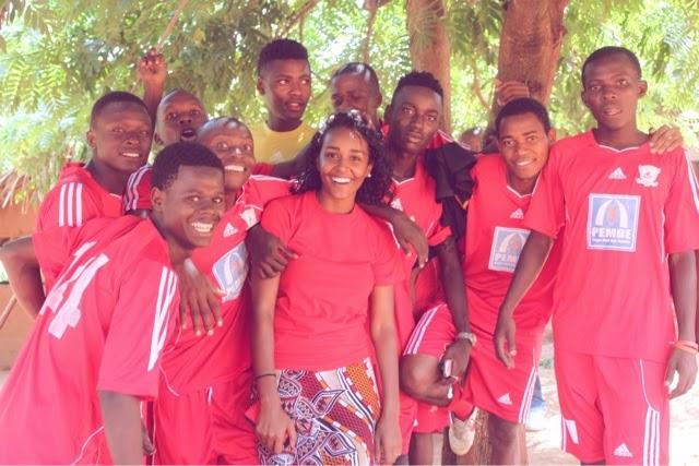 Abir Ibrahim Youth Leadership