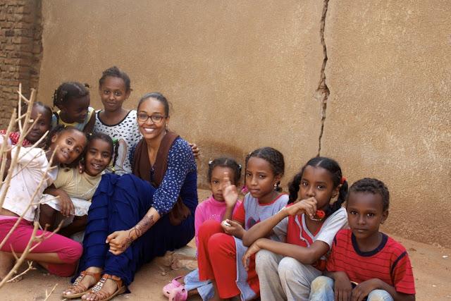 Abir Ibrahim social entrepreneurshi