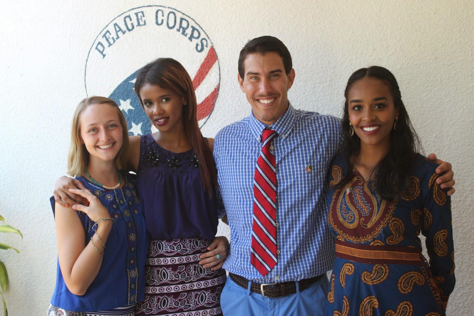 Abir Ibrahim Peace Corps
