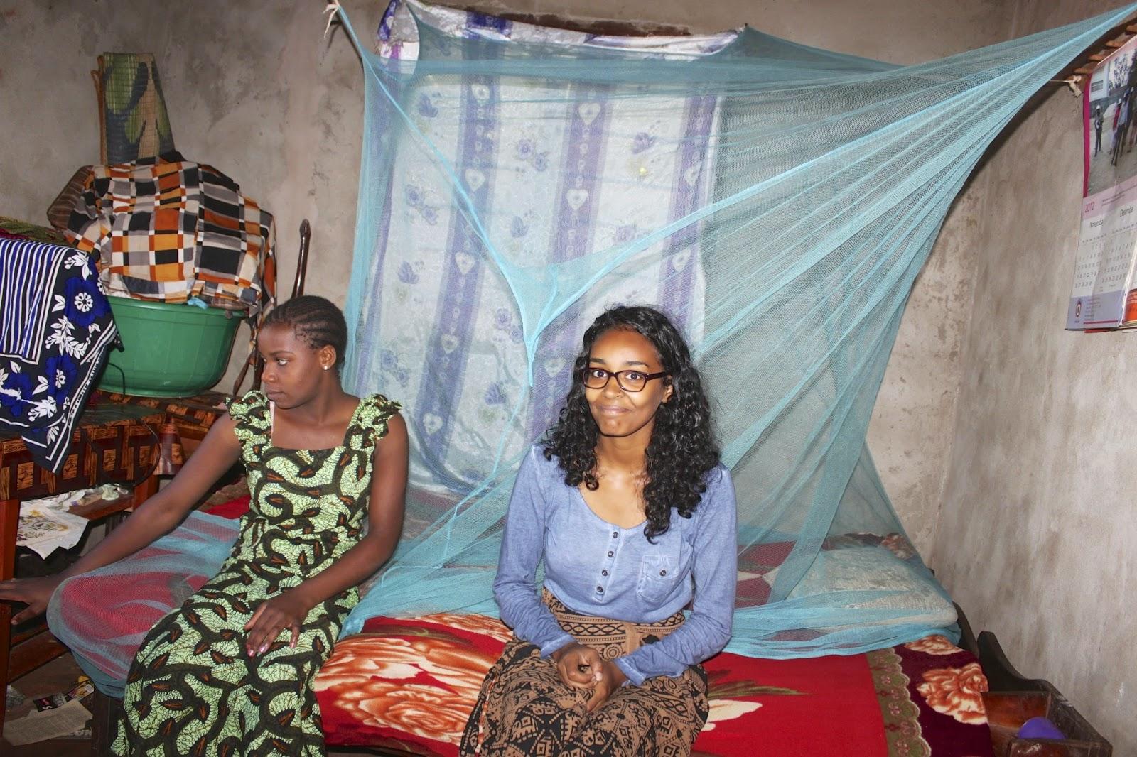 Abir Ibrahim Malaria prevention
