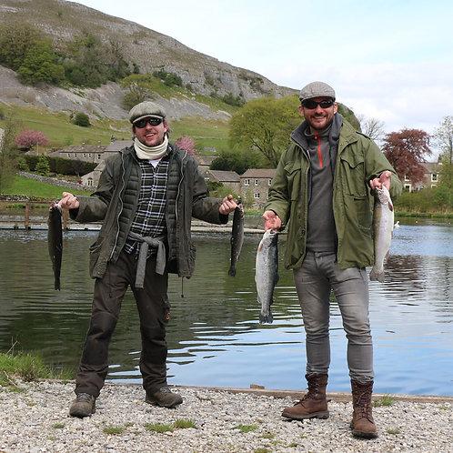 2 Hour Fly Fishing Taster Session Gift Voucher