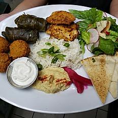 Lebanese Plate
