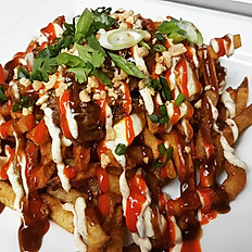 Bangkok Street Fries