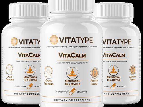 VitaCalm - 3 Month Supply