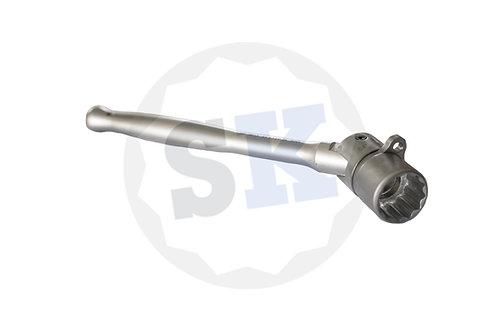 SCAFFKiT 23.5mm Steel Ring Box ScaffSpanner
