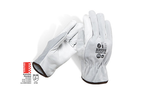 Cowhide Split Back Rigger Glove (Box120)